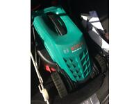 Bosch Rotak 320er lawnmower.