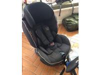 Be Safe Izi Plus rearfacing child seat