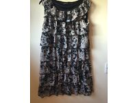 Brand new dress size 10, with tag