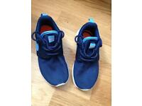 Boys Nike trainers size 11.5