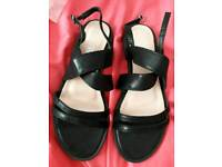 Brand new ladies sandals size 6