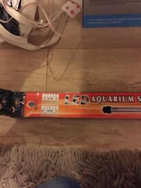 Aquarium light led blue 600mm