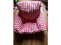 Children's beanbag chair