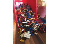 LOADS OF GENUINE LEGO!!
