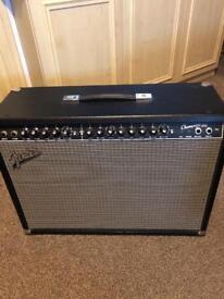Fender Champion 100 Amplifier/ Electric Guitar