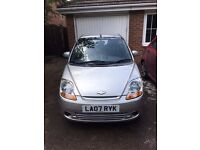 2007 Chevroulet Matiz 41,000 miles. Delivery available to Leicestershire