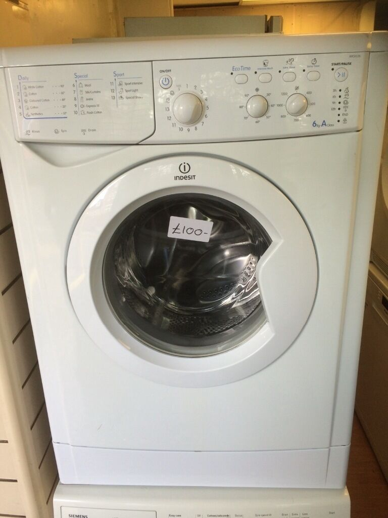 Indesit washing machine100 can deliverin Bedford, BedfordshireGumtree - Indesit washing machine £100 Full working order Comes with a guarantee Can deliver and install Please call anytime FULLY WORKING FULLY CLEANED FULLY GUARANTEED OVER 80 washing machines in stock ! Also lots of other appliances in stock !