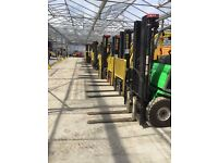 Field service forklift truck engineers required