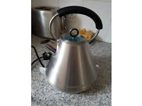 Kettle, stainless steel, Morphy Richards