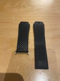 Tag Heuer Genuine Modular 45 Watch Strap - Black