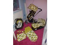 Cosatto Giggle travel system 3 in 1