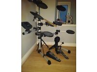 """Session-pro"" DD405D electronic drum kit for sale"