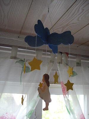 Ostheimer Mobile Sterntaler Holz Märchen Fairy Tale Wooden Toys