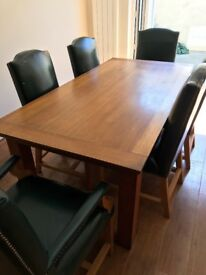 Dining room or kitchen table