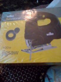 Brand new black Jigsaw 400w