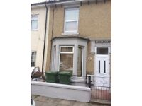 Portsmouth Monmouth Rd 3bed bay & forecourt good size house/garden new bathroom/neutral decor/GCH