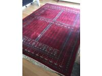 Large Victorian Rug 11x7ft