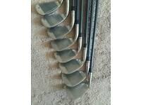 Tiger Shark Attack golf clubs - 4 - SW