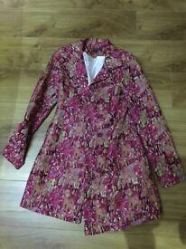 Ladies colouful coat