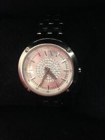 Genuine Ladies Armani Exchange Watch