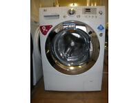 LG Washing Machine - 9 KG - Direct Drive - 1400 RPM