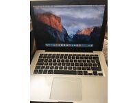 "MacBook Pro Early 2011 13"""