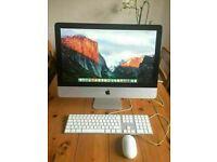 Apple iMac 21.5' 3.06Ghz Core i3 8GB Ram 500GB HDD Logic Pro X Sibelius Plugin AllianceMelodyne