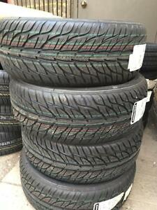 FOUR NEW 215 / 55 R17 -- 205 / 65 R16 -- 205 / 60 R16 CLICK TO OPEN