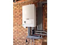 GAS SAFE PLUMBER , BOILER INSTALLATION FROM £250, SERVICE FROM £35, REPAIR FROM £55