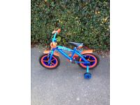 Spider-Man 14 inch bicycle