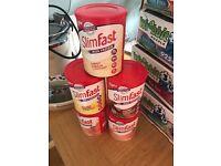 Slim fast milkshakes