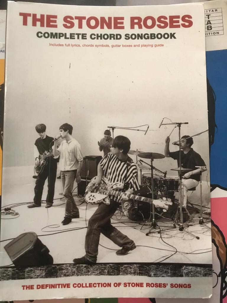 Stone Roses Guitar Chords In Hebburn Tyne And Wear Gumtree
