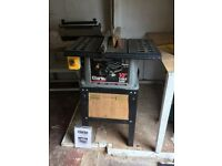Clarke's table saw