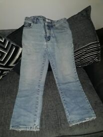 Mens jeans size 30 small