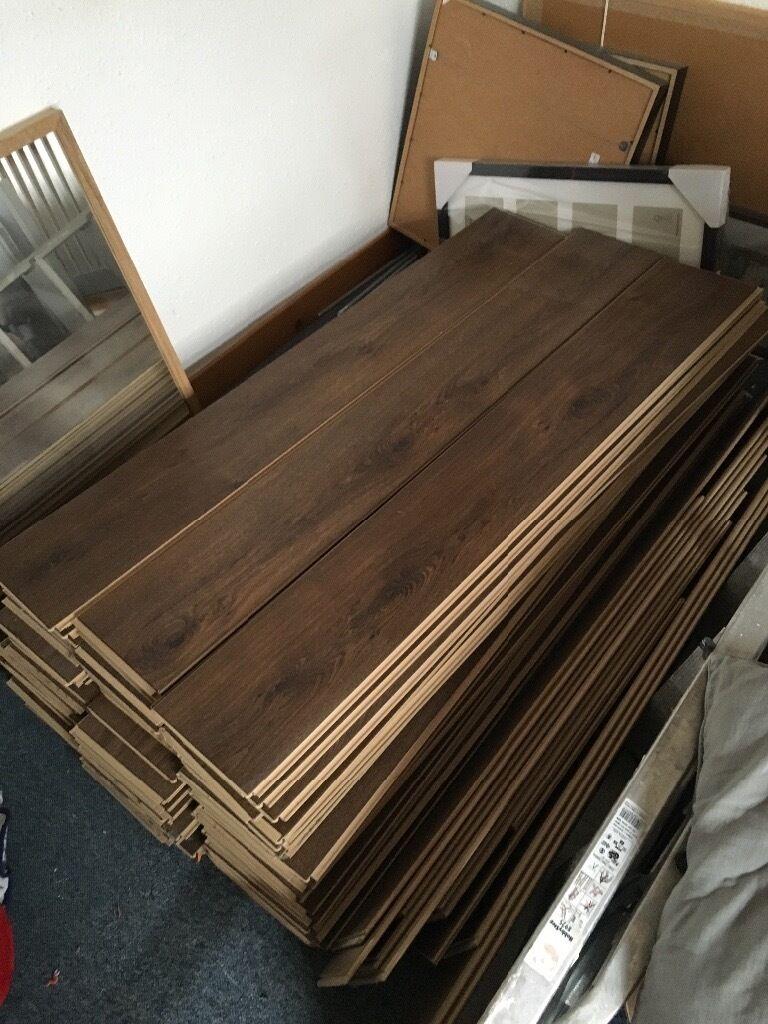 Balterio Tradition Quattro Tasmanian Oak Laminate Flooring 498