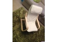 Kids chair from Ikea , hardly used