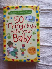 Baby Cards. New