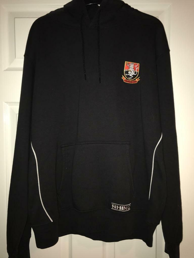 Llanishen rugby club hoody