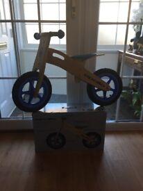 Apollo balance bicycle blue 🎅🏽🎄