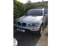 BMW X5 Sports - Private Plate