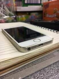 IPHONE 5s Gold Good working Condition