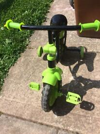 Ben 10 Ten Inch Bike 2 Years upwards