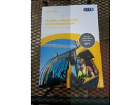 CITB health safety and enviroment test book for operatives and specialists 2017 new version