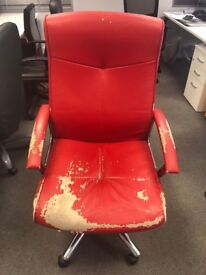 Office Chairs - Free Of Charge