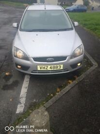 05 ford focus 1.6 petrol £450 no offers