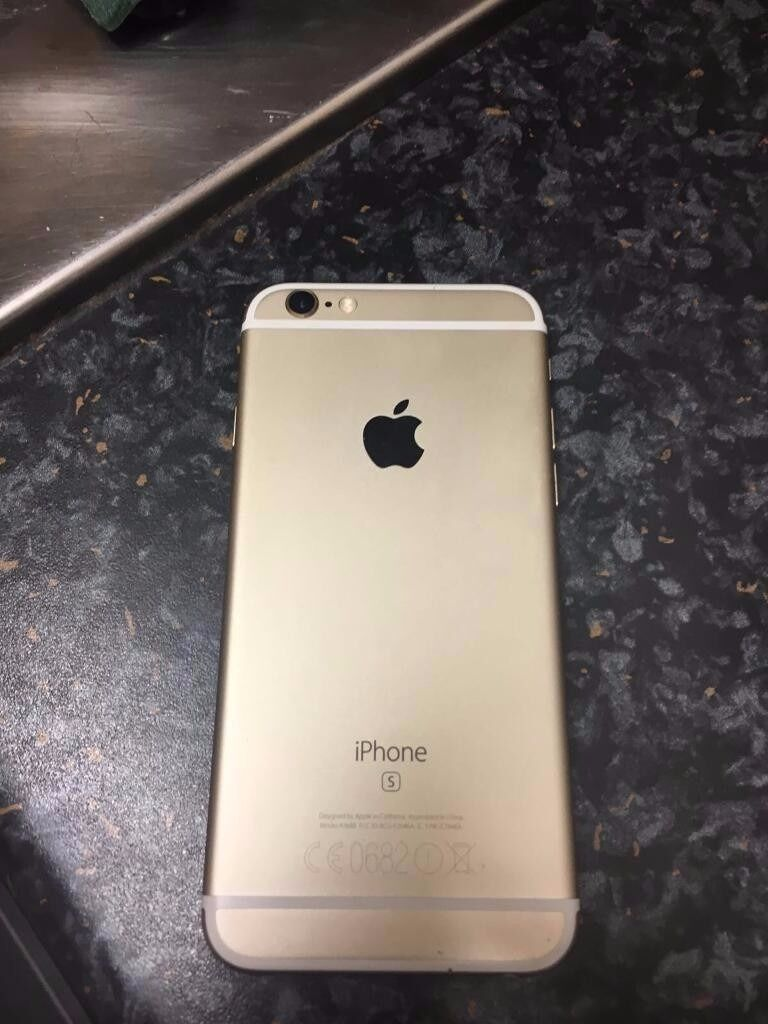 Iphone 6s used for a yearin South Croydon, LondonGumtree - Used with minor scratches on edge but no major chips or anything. Unlocked to all networks Need gone ASAP