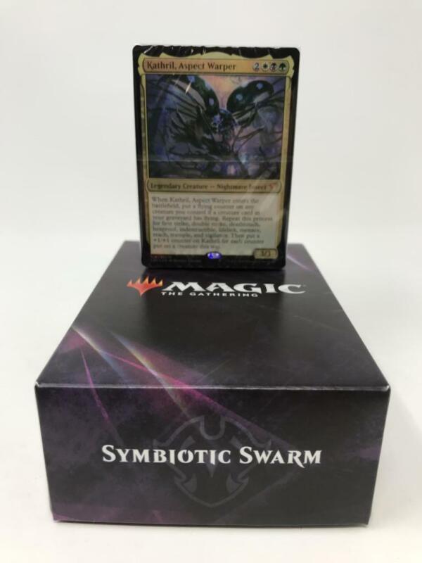Commander Symbiotic Swarm 2020 Sealed Unboxed MTG Magic the Gathering
