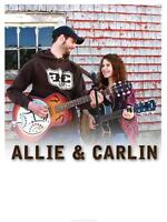 Country music duo for hire.