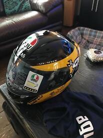 AGV K3 Guy Martin helmet XS Brand new boxed