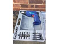 drill and screwdriver pro craft